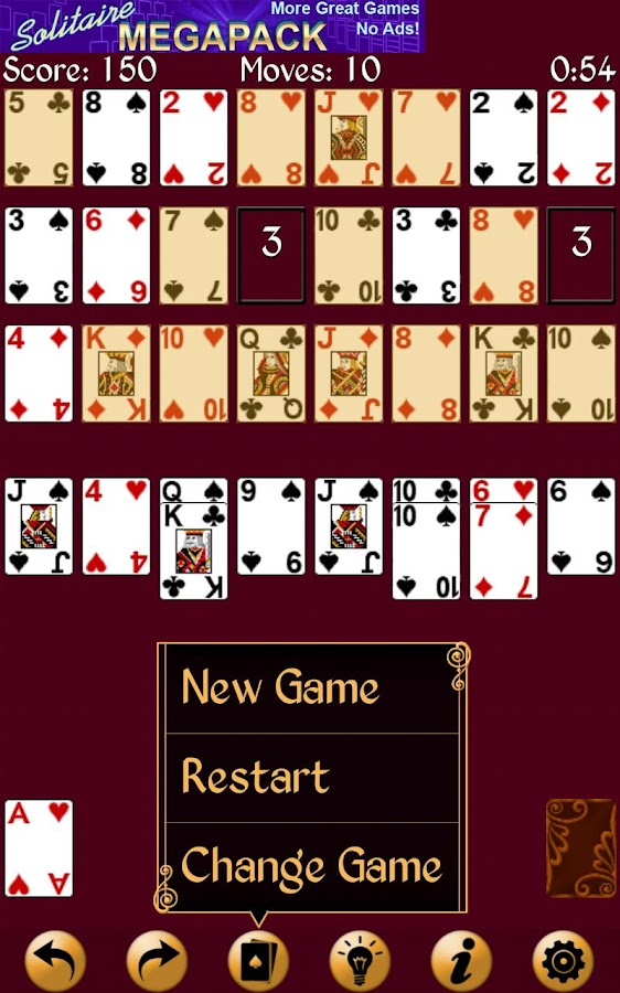 Solitaire Free Pack- screenshot