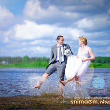Wedding photographer Feliks Kudashev (snimaem). Photo of 17.01.2013