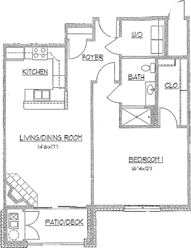 Go to The Pogonia Floorplan page.
