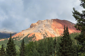 Photo: Red Mountain