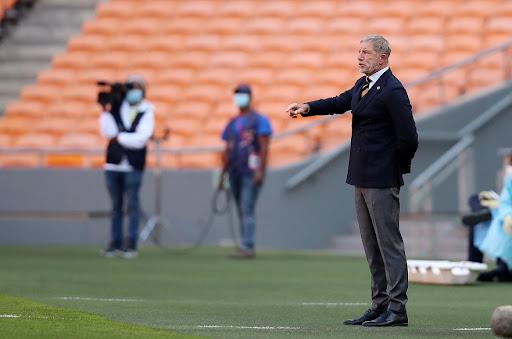 Stuart Baxter explains Kaizer Chiefs' three-centreback formation - SowetanLIVE