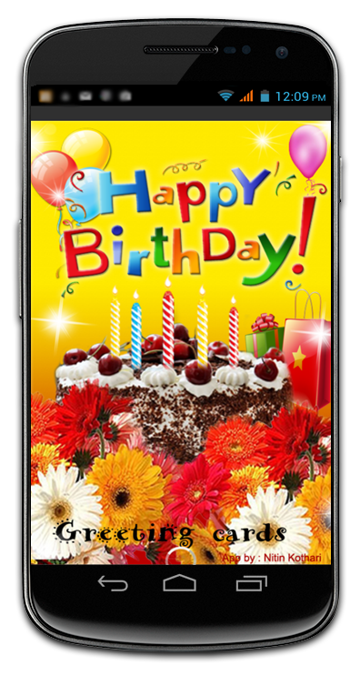Free mobile birthday cards birthday greeting cards android apps on google play bookmarktalkfo Image collections