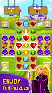 Merlin and Merge Mansion Mod Apk (Unlimited Money) 4