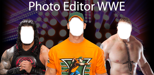 PHOTO EDITOR FOR WWE for PC