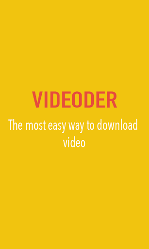 Videoder: Free Download Video