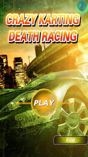 Crazy Karting Death Racing