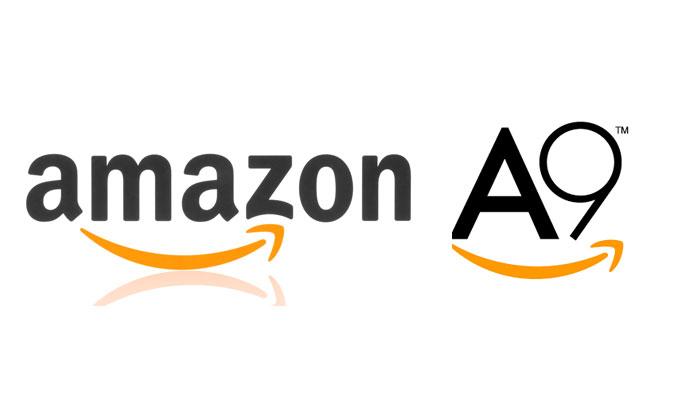 amazon a9 algorithm logo