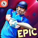 Epic Cricket - Realistic Cricket Simulator 3D Game icon