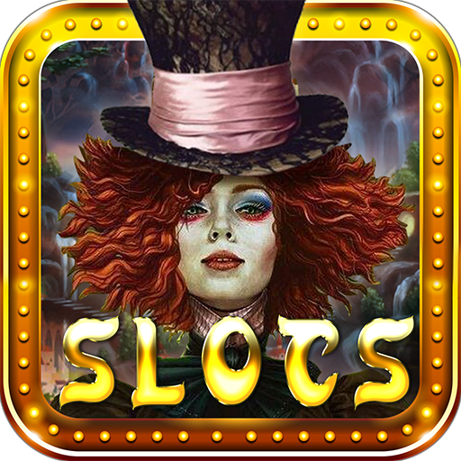 Alice Wonderland Slot Machines 博奕 App LOGO-APP開箱王