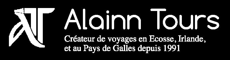 Logo Alainn Tours