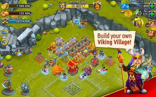 World Clash - Hero Clan Battle 3.2018 screenshots 1