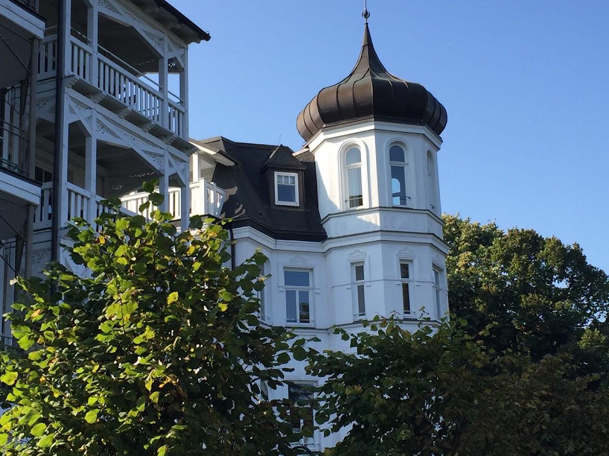 Ostseebad BINZ/ Rügen