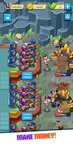 Idle Monster Tycoon 0.6.0 screenshots 2