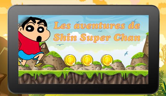 Les aventures de Shin Super Chan World - náhled