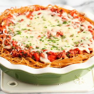Spaghetti Pie Recipes
