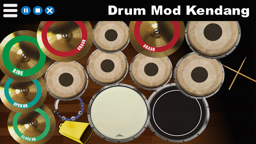 Drum Mod Kendang 2.1.0 screenshots 2