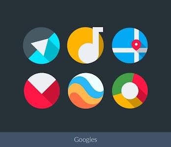 unduh (SALE) LetItBeO-Minimalist Icon Pack apk versi terbaru app untuk  perangkat android