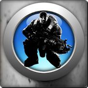 War Soldier Sound Button