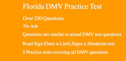DMV Florida Practice Test - Apps on Google Play