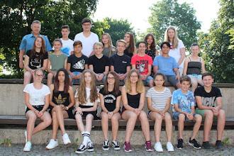 Photo: Klasse 8B