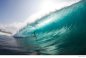 Photo: Photo of the Day: Randall Paulson, Pipeline. Photo: Noyle #Surfer #SurferPhotos