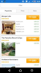 Hotelsmoon Hotels & Flights- screenshot thumbnail