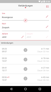 Erfurt mobil- screenshot thumbnail