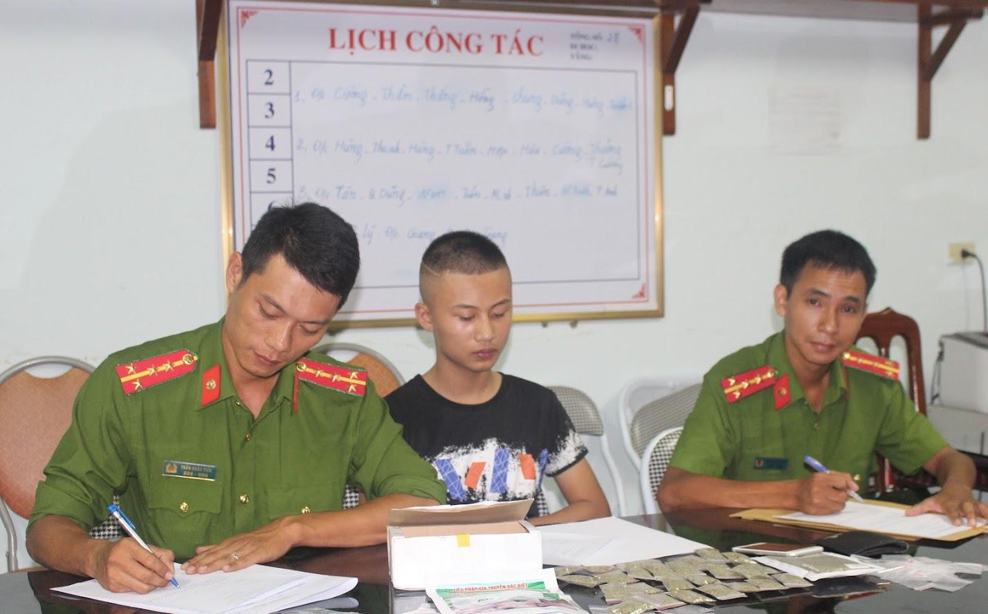 Tại các đợt cao điểm tấn công, trấn áp tội phạm,  nhiều đối tượng vi phạm pháp luật đã bị Công an các đơn vị, địa phương bắt giữ