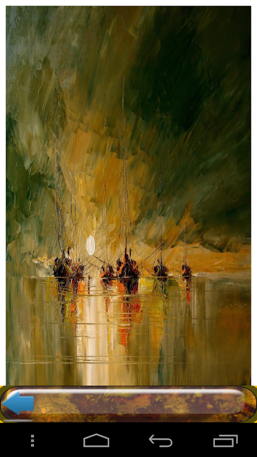 oil painting examples android apps on google play