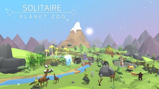 Solitaire : Planet Zoo 1.13.28 screenshots 8