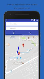 Namma Metrobot - Bangalore Metro - náhled