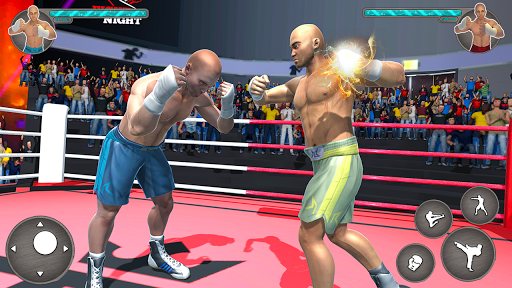 Punch Boxing Fighting Club - Tournament Fight 2019 1.0 screenshots 3