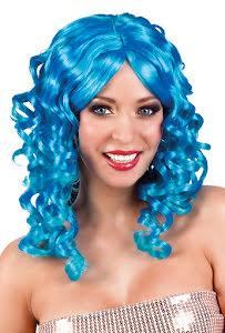 Peruk Coctail, blå