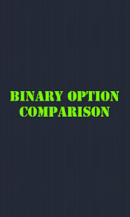 Best binary options brokers comparison