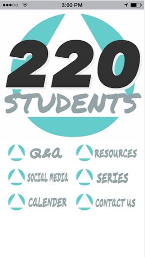 220 Students