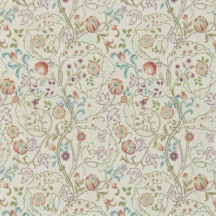Mary Isobel Tapet - rose/artichoke