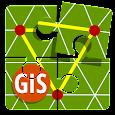 Locus GIS - land survey, data collection, SHP edit icon