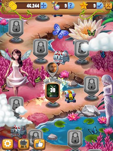 Bubble Pop Journey: Fairy King Quest modavailable screenshots 6