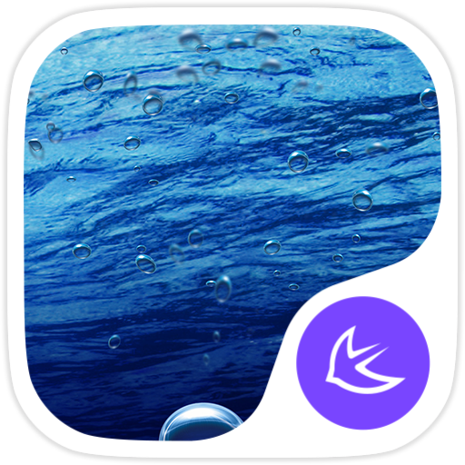 Drops-APUS Launcher theme