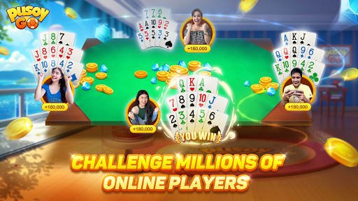 Pusoy Go: Free Online Chinese Poker(13 Cards game) 2.9.24 screenshots 1