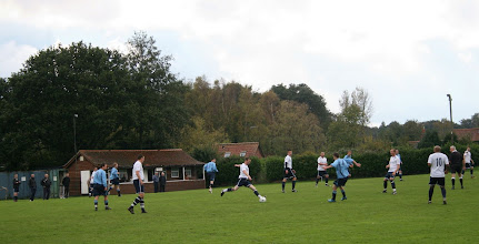 Photo: 23/10/10 v Attleborough Town (ACL CBT Round 2) 1-13 - contributed by Martin Wray