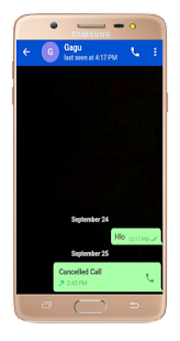 Sidhjot Messenger - náhled