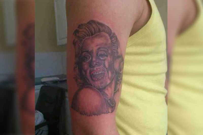 Think Carefully Before Getting a Tattoo, Don't End Up Like These People: No One Can See No. 6 Without Laughing
