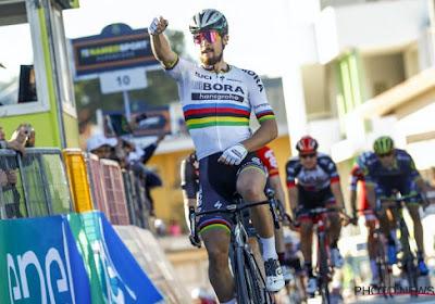 Wereldkampioen Sagan beperkt zich dan toch tot slechts drie Vlaamse klassiekers
