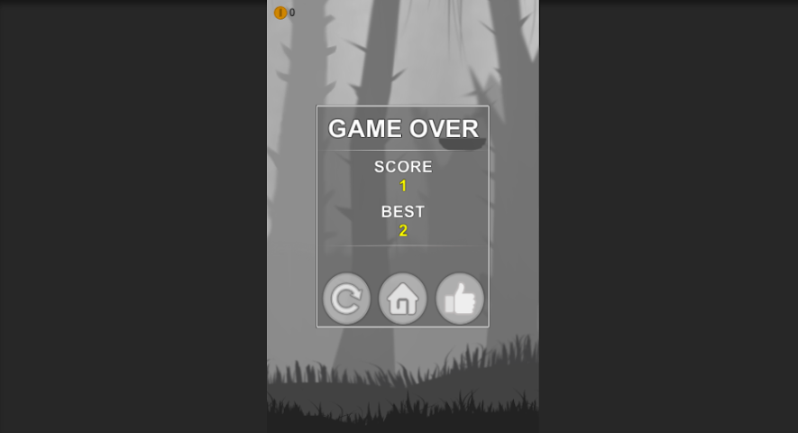android Forest Jump Screenshot 3