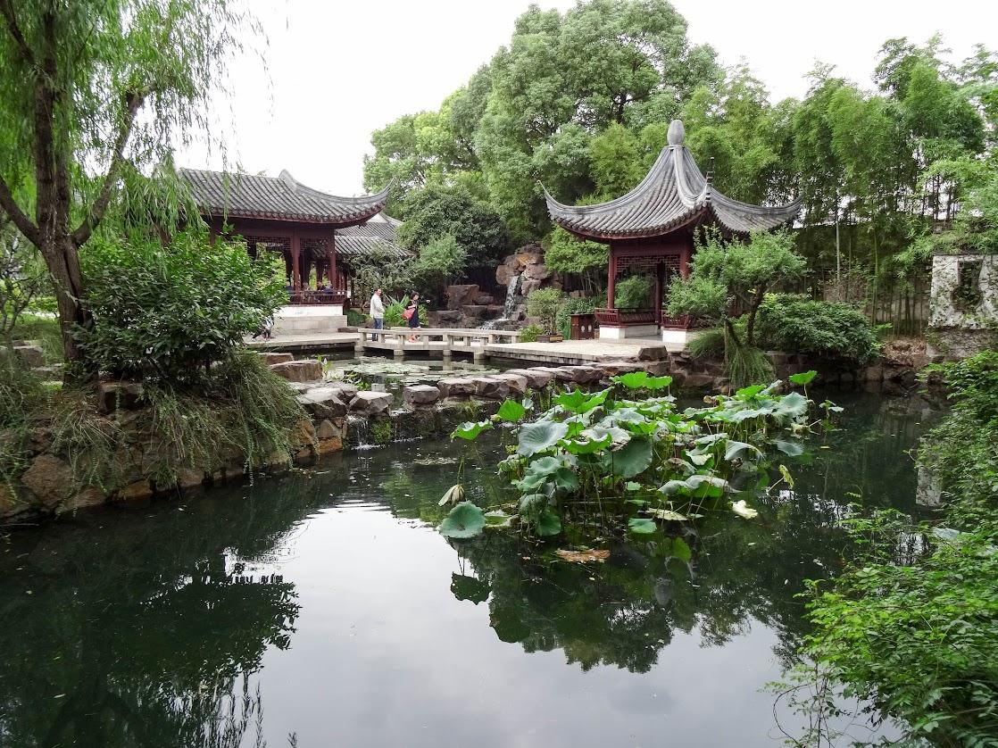 Jardin Guyi à Nanxiang
