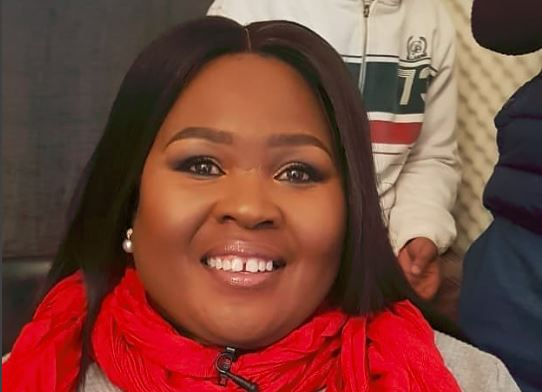 Thembsie Matu says she had to remind her dad to Khumbul'ekhaya