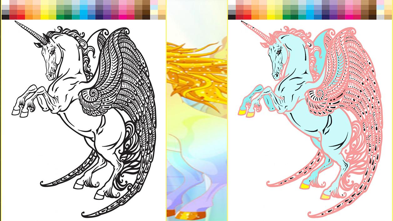 Coloring book kea - Colouring Pages 2 Colors S Art Screenshot