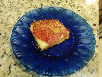 Salami Pie