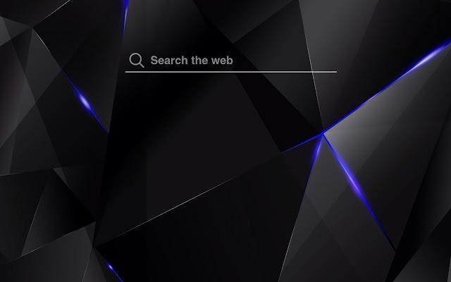 Black Purple Shards HD Wallpapers Tab Theme